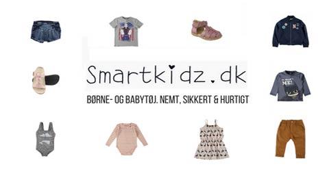 Smartkidz børnetøj rabatkode